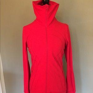 Lululemon Zip Jacket Size 6